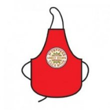 St Peppers Lonely Hearts Club Band Beatles Apron