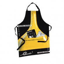 Colonel Mustard Official Cluedo Cotton Apron