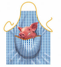 Hilarious Pig in Your Apron Animal Apron