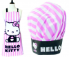 Hello Kitty Funky Pink Baking Set