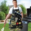 Ultimate Army Style Mens Pocket BBQ Apron