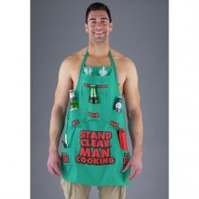 Ultimate Mens Cooking Multi-Pocket Apron