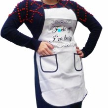 F*ck Off Im Busy Rude Swearing Apron