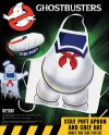 HungerBusters Funny Stay Puft Ghostbusters Offical Apron & Hat