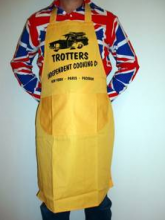 Trotters Only Fools and Horses BBQ Apron