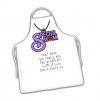 Personalised Special Mum Novelty Necklace Apron