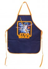 Retro Star Wars Cotton Apron
