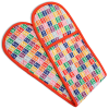 Stamp Collection Multi Coloured Novelty Oven Glove