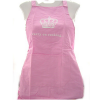 Carry On Cooking Ladies Pink Novelty Cotton Apron