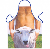 Weird Sheep Lover Rude Mens Novelty Apron