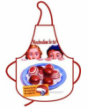 Munchmallows Retro Advert Novelty Cooking Apron