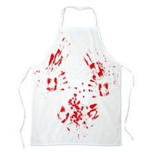 Bloody Butchers Novelty Scary Apron
