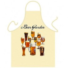 Full Cotton Beer Garden Apron