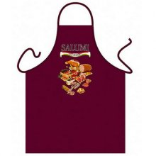 Salumi of Italy Delicatessen Style Worker Apron