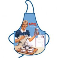 100% Cotton Typhoo Tea Anyone Apron