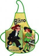 Classic 100% Cotton Bisto Gravy Advert Apron